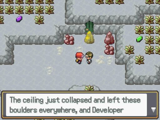 Pokemon Run Screenshot