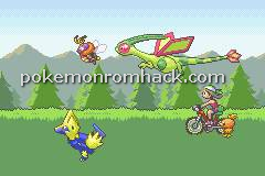 Pokemon: Safari GBA ROM Hacks