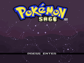 Pokemon Sage Screenshot