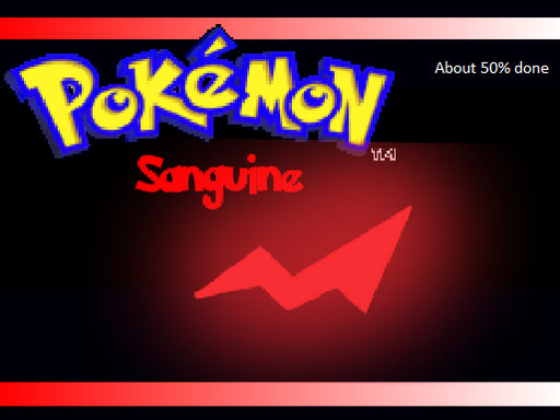Pokemon Sanguine RMXP Hacks