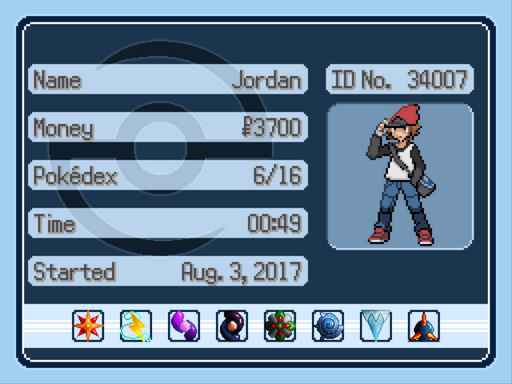 Pokemon Sardonyx: Raised to Win RMXP Hacks