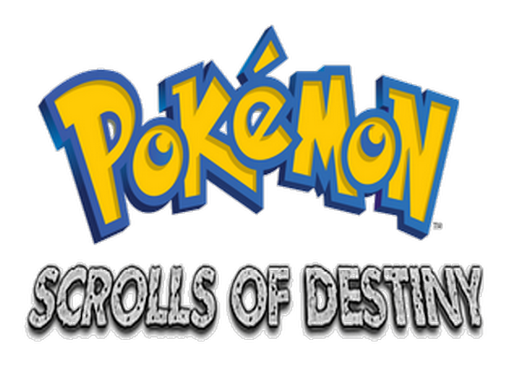 Pokemon: Scrolls of Destiny Screenshot