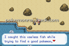Pokemon Sea of Flames GBA ROM Hacks