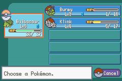 Pokemon Sentra Journey's Screenshot