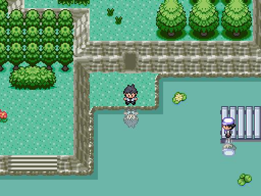 Pokemon Shinobi RMXP Hacks