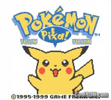 Pokemon Shock Yellow GBC ROM Hacks
