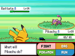 Pokemon: Slice of life! Screenshot