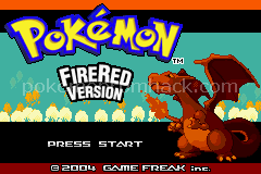 Pokemon Smart Red GBA ROM Hacks