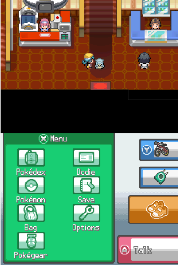 Pokemon Soothing Silver NDS ROM Hacks