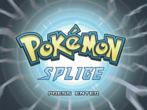 Pokemon Splice RMXP Hacks