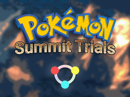 Pokemon Summit Trials RMXP Hacks