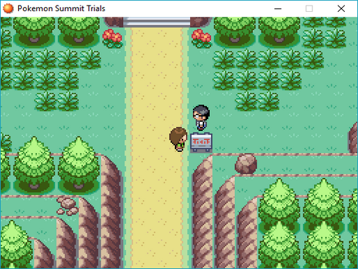 Pokemon Summit Trials RMXP Hacks