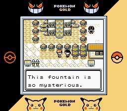 Pokemon Super Gold 97 GBC ROM Hacks
