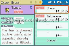 Pokemon Swift Swim GBA ROM Hacks
