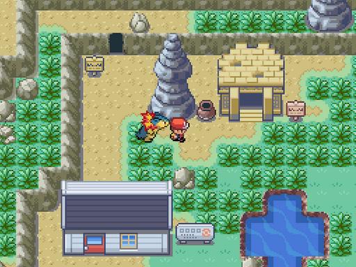 Pokemon Sync Screenshot