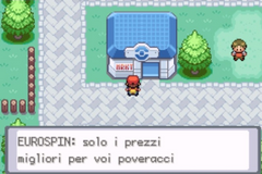 Pokemon Terrapiattisti Revenge GBA ROM Hacks
