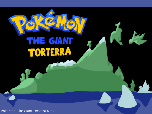 Pokemon: The Giant Torterra RMXP Hacks