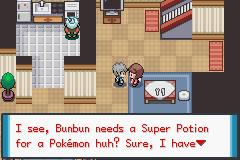 Pokemon The Legend of Anbuja GBA ROM Hacks