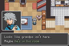 Pokemon The Legend of Anbuja Screenshot