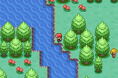 Pokemon The Leola Project Summer GBA ROM Hacks