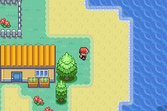 Pokemon The Leola Project Summer Screenshot