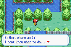 Pokemon The Tree of Time GBA ROM Hacks