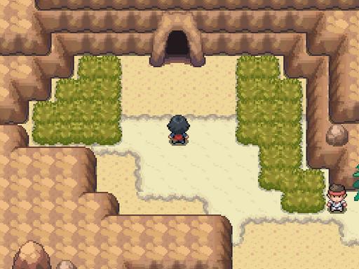 Pokemon Titan Screenshot