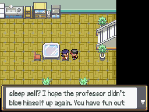 Pokemon Total Eclipse Screenshot