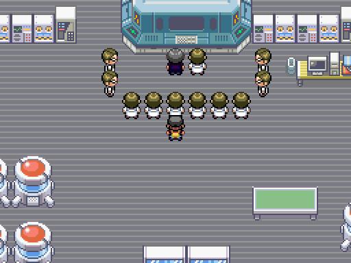 Pokemon Total Eclipse RMXP Hacks