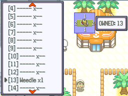Pokemon Triple Triad Screenshot