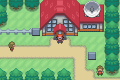 Pokemon TropicalBlue Screenshot