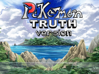 Pokemon Truth RMXP Hacks