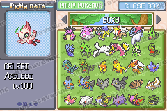 Pokemon Ukemerald GBA ROM Hacks
