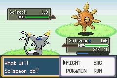 Pokemon Ultra Red Infinity Screenshot