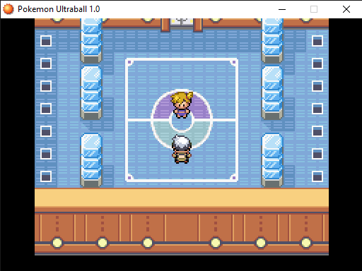 Pokemon Ultraball RMXP Hacks