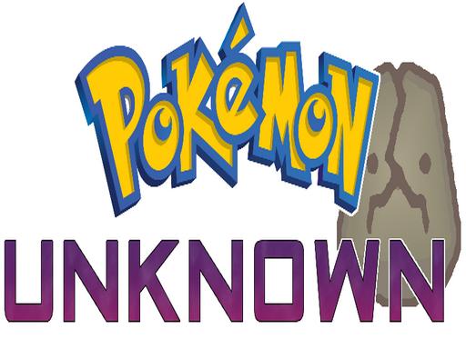 Pokemon Unknown Screenshot