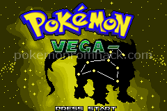 Pokemon Vega Minus GBA ROM Hacks