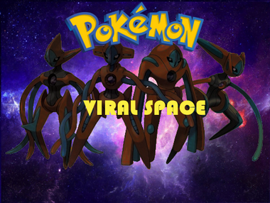 Pokemon Viral Space Screenshot