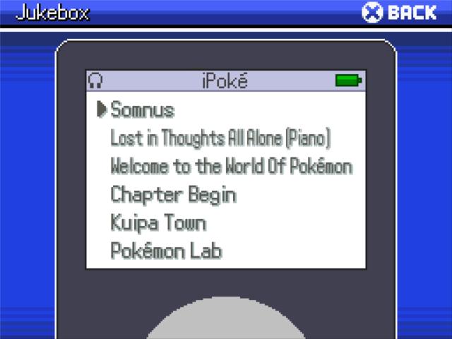 Pokemon Virion Screenshot