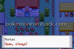 Pokemon Volant Screenshot