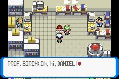 Pokemon Warps Screenshot