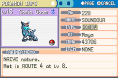 Pokemon WaterRed GBA ROM Hacks