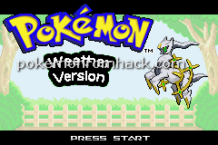 Pokemon Weather Version GBA ROM Hacks
