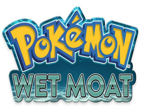 Pokemon Wet Moat RMXP Hacks