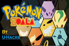 Pokemon World Zoala! GBA ROM Hacks