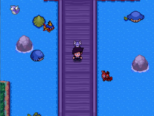 Pokemon Xenolith Screenshot