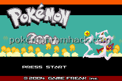 Pokemon Zaru GBA ROM Hacks