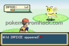 Pokemon Zaru Screenshot