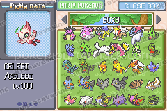 Project Pokemon Emerald GBA ROM Hacks